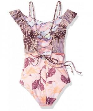 Cheap Designer Girls' One-Pieces Swimwear On Sale