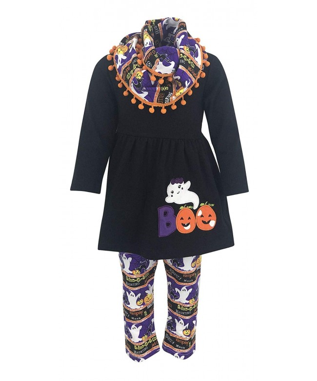 Unique Baby Girls Halloween Legging