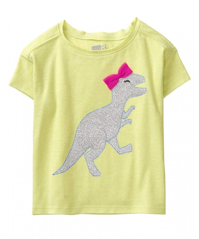 Crazy Toddler Sleeve Shoulder Graphic