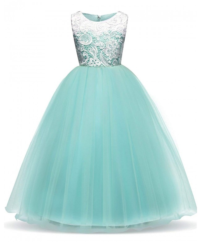 TTYAOVO Tulle Flower Princess Party