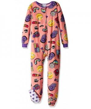 Girls' Blanket Sleepers for Sale
