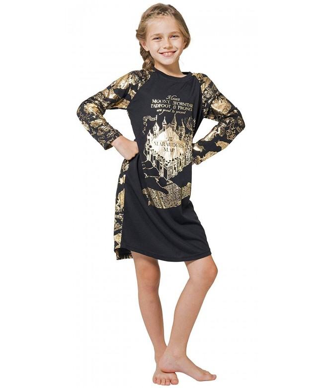 Intimo Potter Marauders Raglan Nightgown