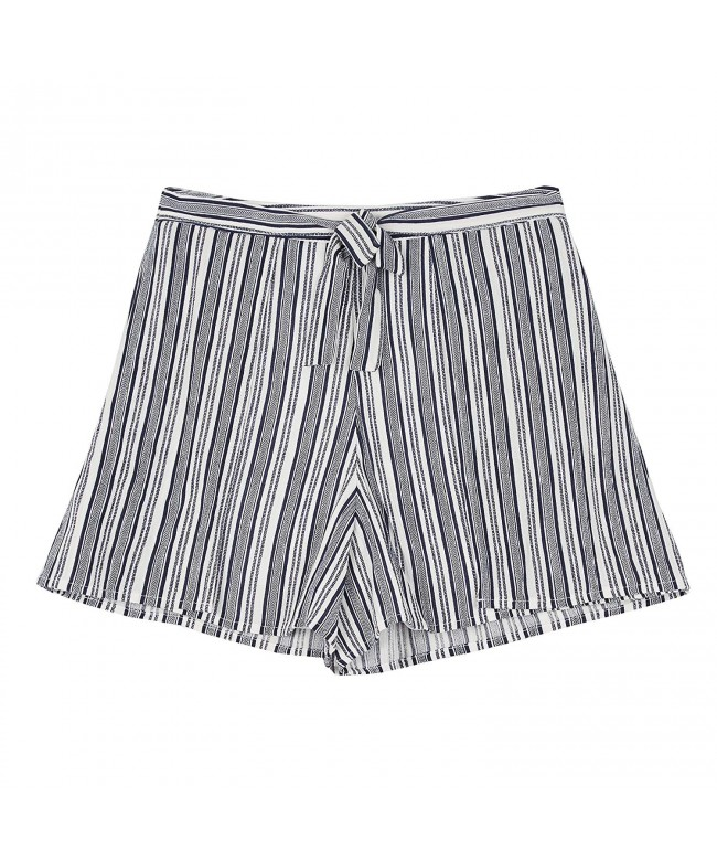 Amy Byer Girls Flyaway Shorts
