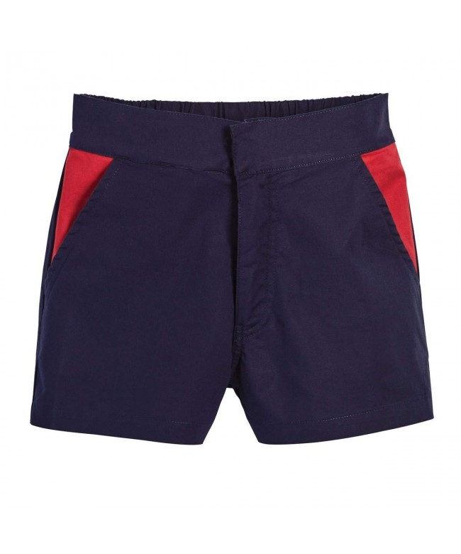 Beachcombers Nautical Linen Cotton Shorts