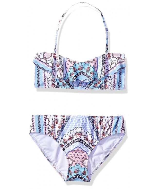Seafolly Girls Ditsy Romance Bikini
