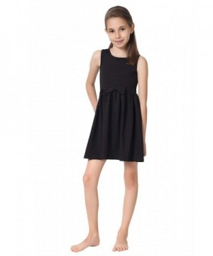 Cheap Real Girls' Casual Dresses