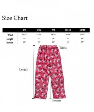 Designer Girls' Sleepwear