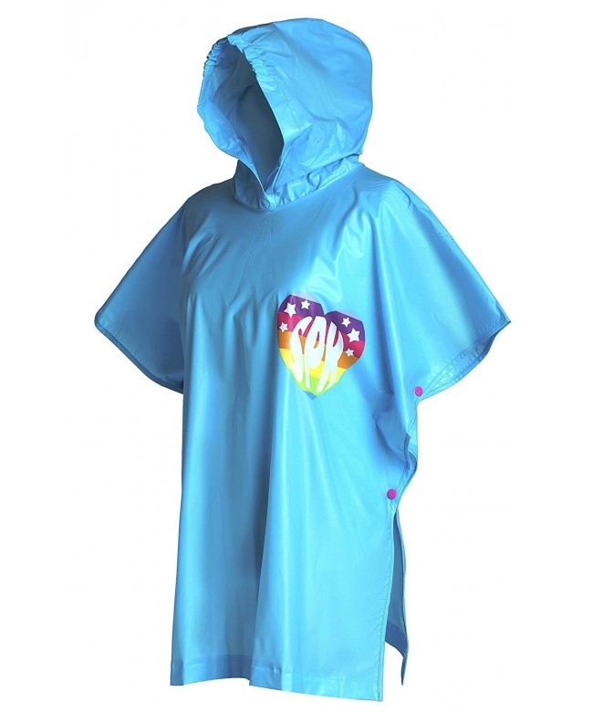 Shopkins Little Waterproof Outwear Hooded