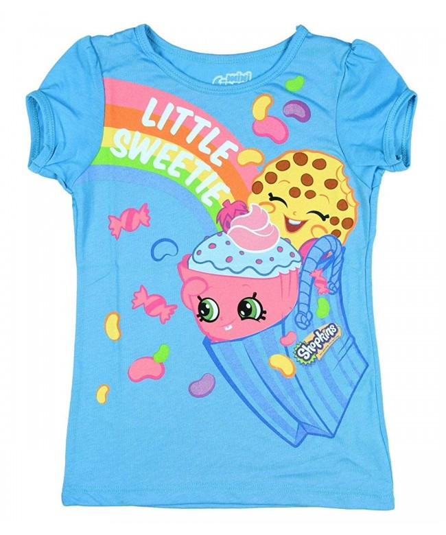Shopkins Long Sleeve Shirt Girls