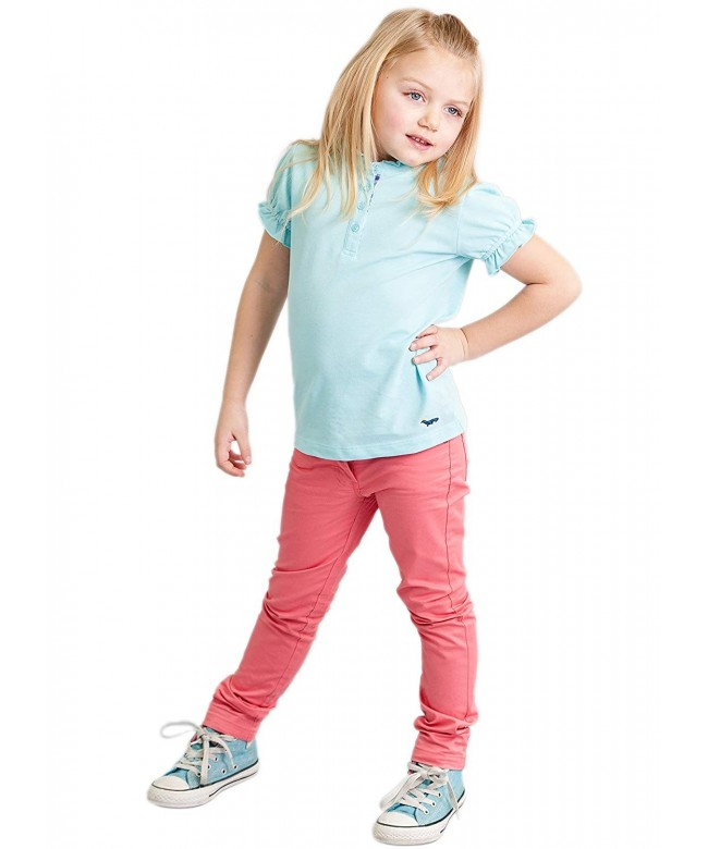 Dakomoda Toddler Girls Cotton Pants