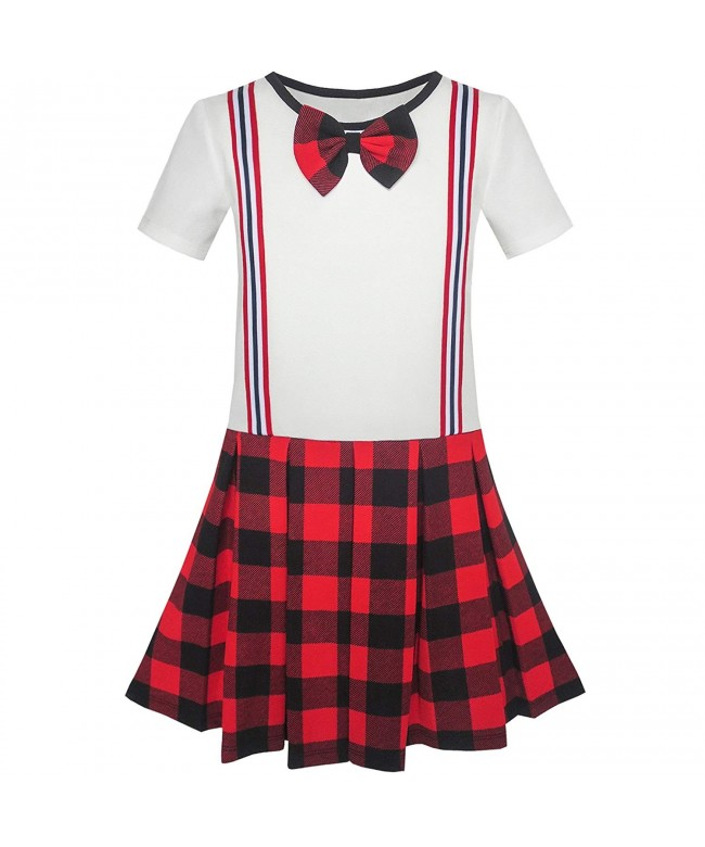 Sunny Fashion Girls School Suspender