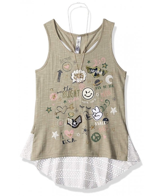 Beautees Girls Big Patches Screen