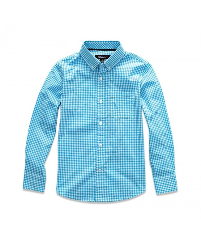 johnnie O Boys Berner Button Down Shirt