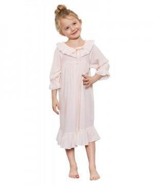 Orcite Princess Nightgown Pajama Sleepwear