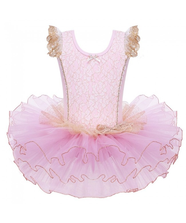 BAOHULU Leotards Ballet Skirted Princess