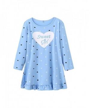 MyFav Sleepwear Nightgown Pajamas Homewear