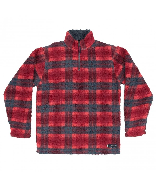 Southern Marsh Andover Sherpa Pullover