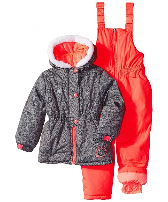 Rugged Bear Two Piece Snowsuit Jacket