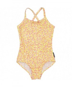 Polarn Pyret Floral Swimsuit 2 6YRS