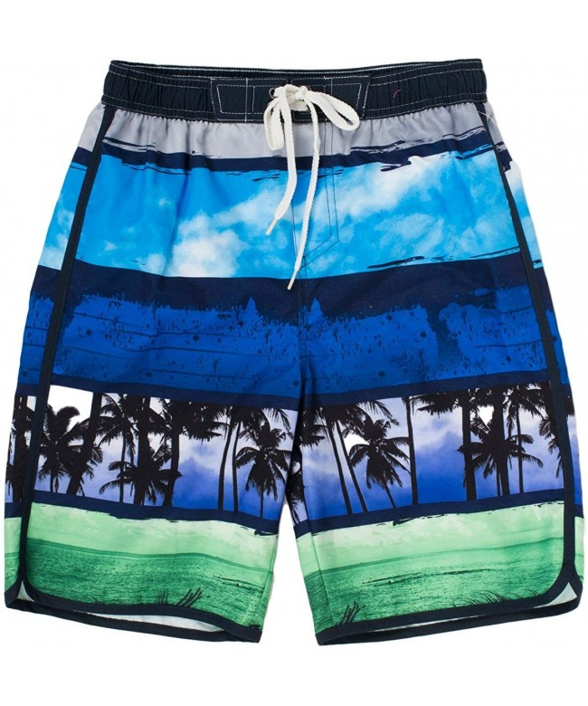 Big Chill WT75997A Boys Boardshorts