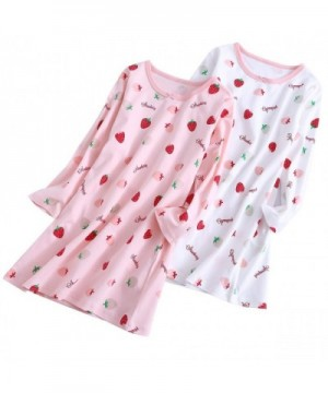 Girls' Nightgowns & Sleep Shirts Wholesale