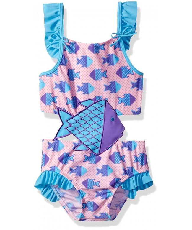 Sol Swim Little Swim Toddler Origami Swimsuit
