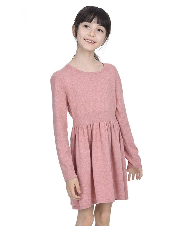 State Cashmere Cotton Sleeve Pullover